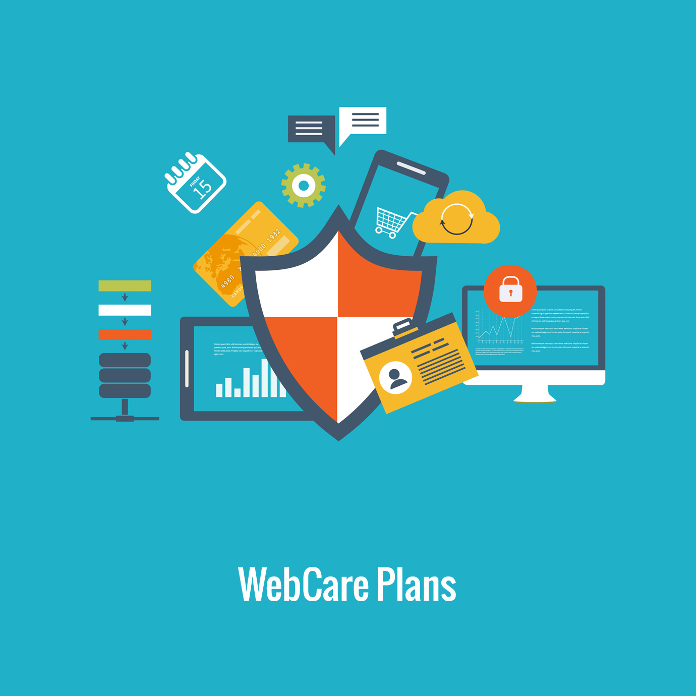 KindleVision WebCare Plans for WordPress Security